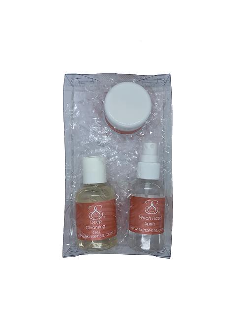 3 Pack Mini for  Gift Set Oily & Acne Skin
