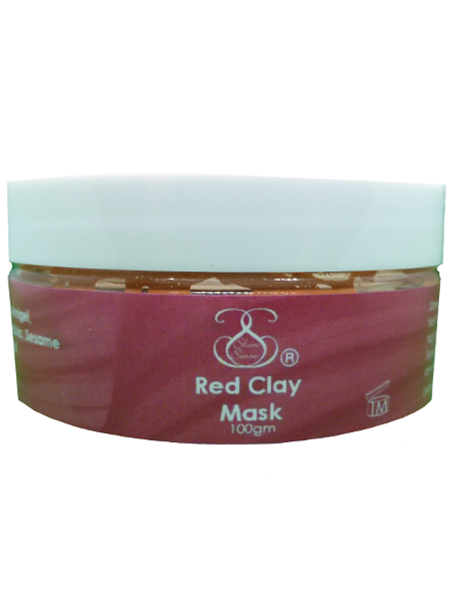 Sensitive Red Clay Mask
