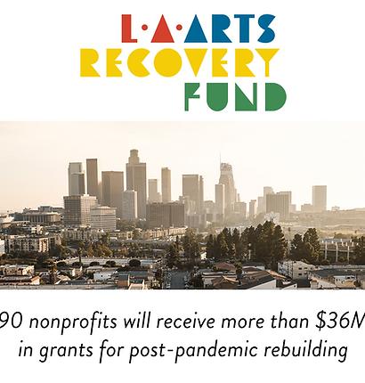 90 nonprofits_LA Fund_Announcement_May20