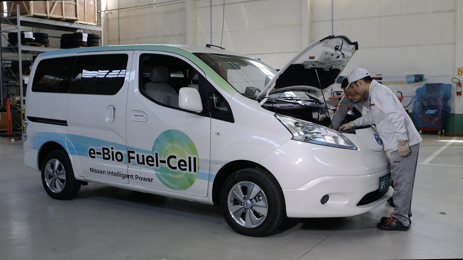 pile a combustible au bioethanol par nissan jusqu a 600 km d autonomie drive ride fr. Black Bedroom Furniture Sets. Home Design Ideas