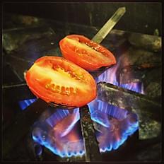 Grilled Tomato (Half)
