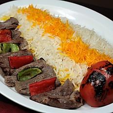 Shish Kabob Plate