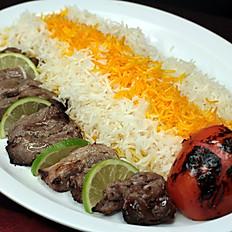 Lamb Filet Plate