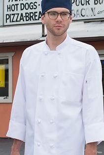 Classic Knot Chef Coat #0403.jpg