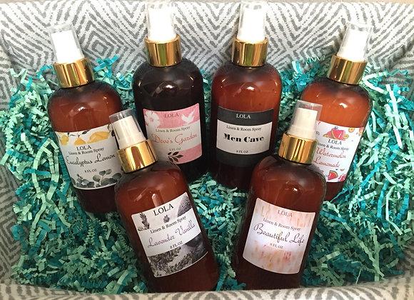 Linen & Room Spray 8 oz