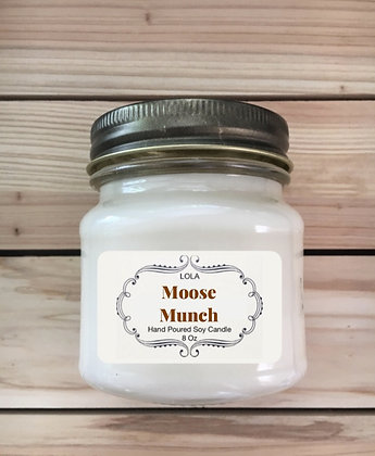 MOOSE MUNCH CANDLE