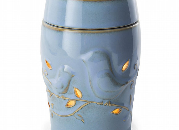 Blue Bird Illumination By Candle Warmers