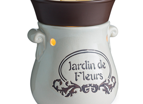 French Garden Illumination By Candle Warmers