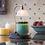 Thumbnail: Pewter Aurora Lamp