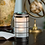 Thumbnail: Coastal Metal and Glass Illumination By Candle Warmers