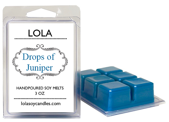 DROPS OF JUNIPER