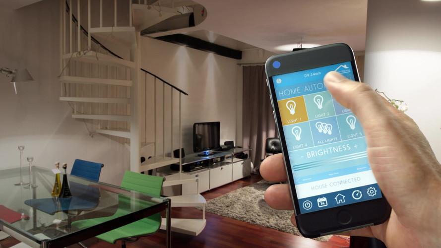 Smart Home - smart house, home automatio