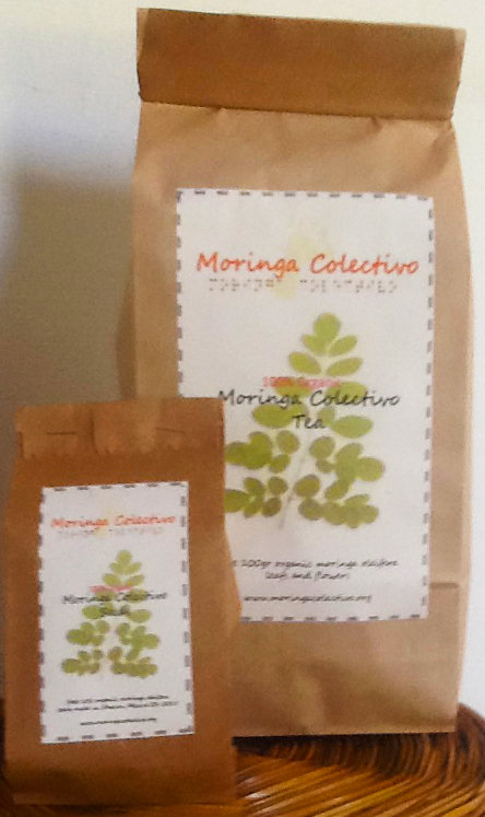 Moringa Collective One Dollar - One Tree donation