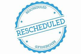 Pension Board Meeting Rescheduled*