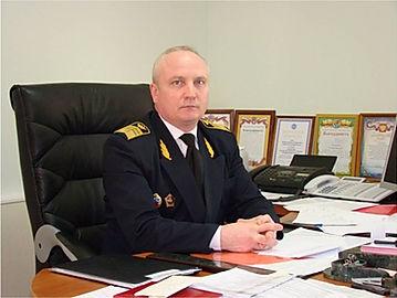 Директор Сасовского летного училища - Евгений Вильевич Смольников