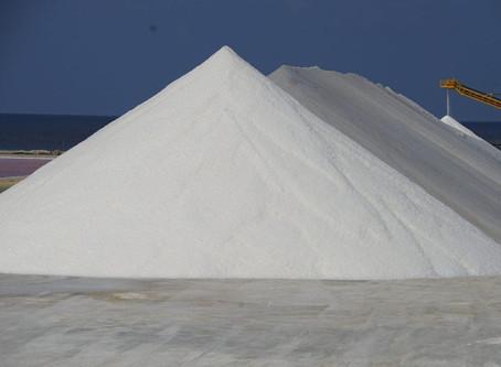 The Surprising Story Of Bonaire's Salt Pyramids