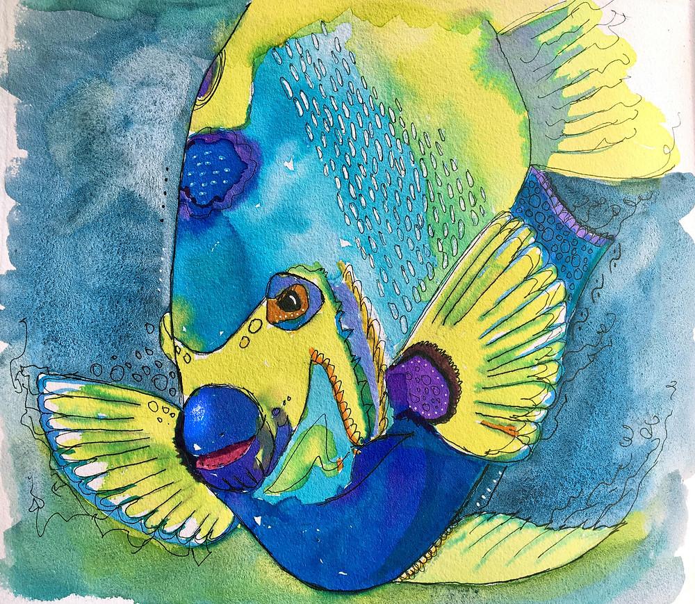 queen-angel-watercolor