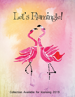Let's Flamingle collection