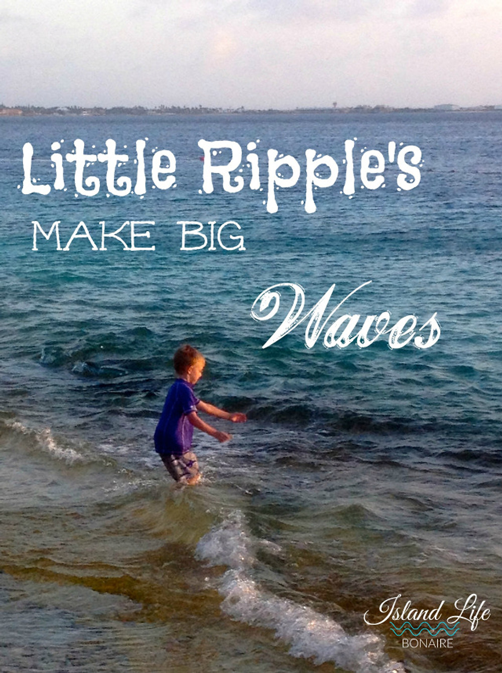 Little Ripple's make big waves.