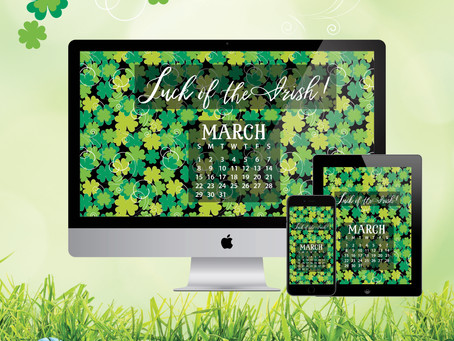 March Free Calendar download