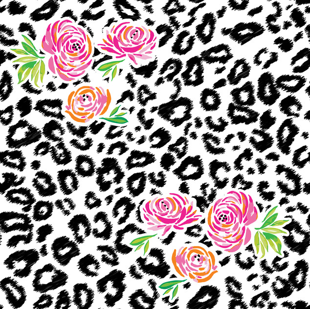 Leopard Rose