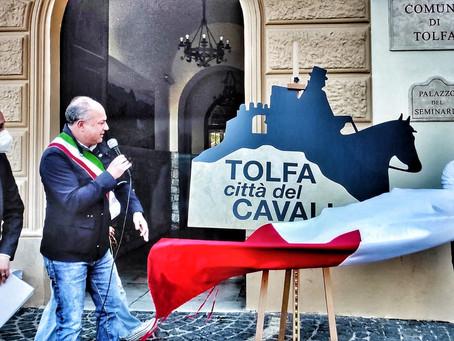 NASCE TOLFA CITTÀ DEL CAVALLO