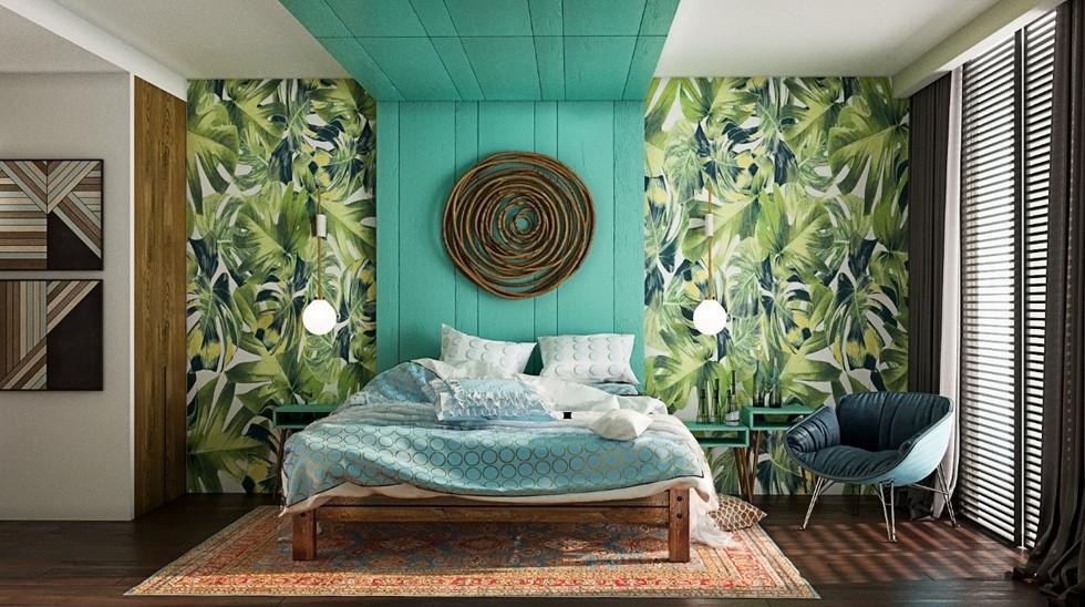 Design project hotel Mauritius island