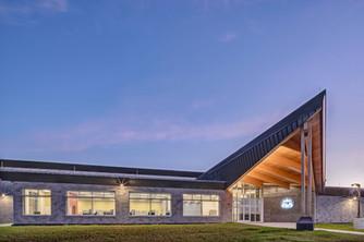 Flight Simulator Facility - Eielson AFB, AK