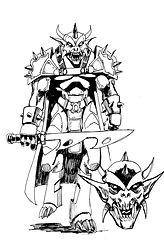 Max Stone - Keamon Klan - Copyright DC,