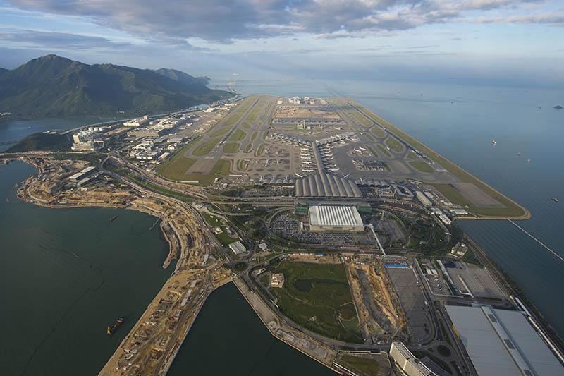 P561 - 香港國際機場
