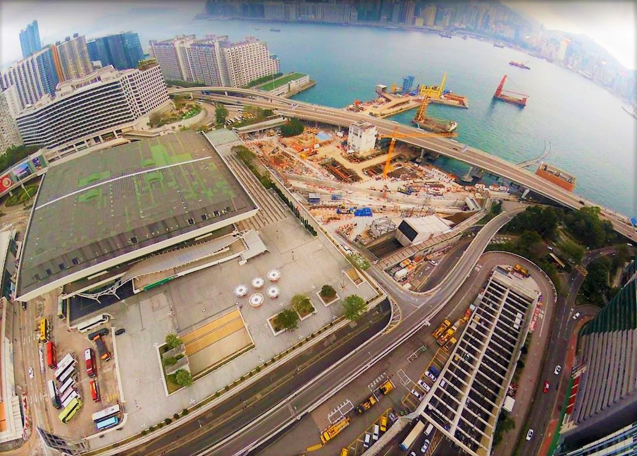 Contract SCL 1112 - Hung Hom