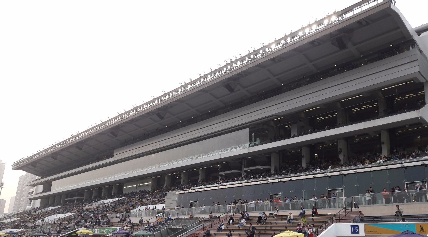 Sha Tin Racecourse (7/F & 5/F)