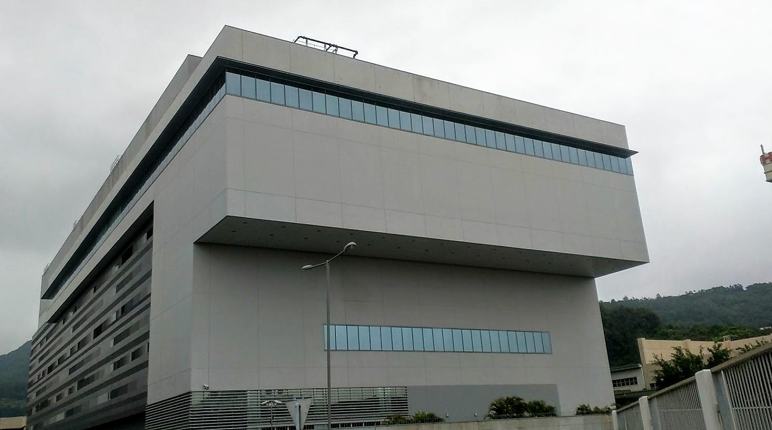HKEX Next Generation Data Centre