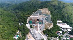 CV/2013/08 Cheung Shan Tunnel North