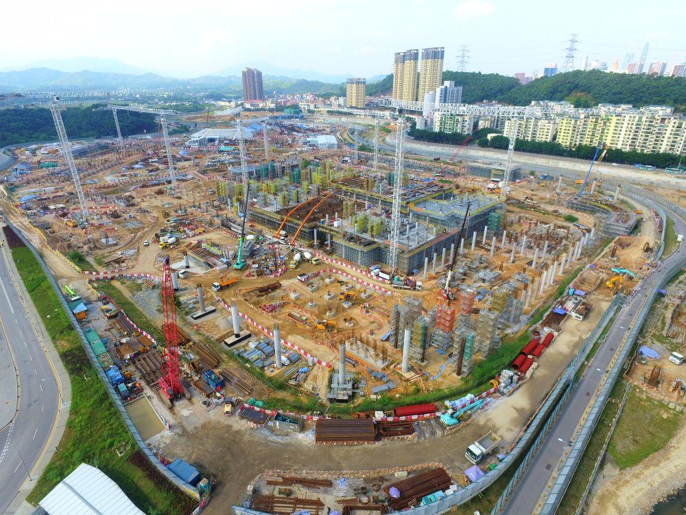 SSC505 建築及相關設施