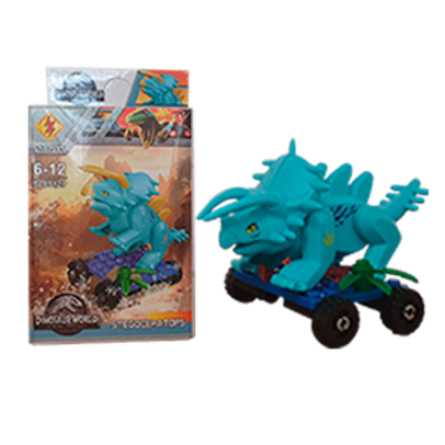 Display De Dinosaurio Armable