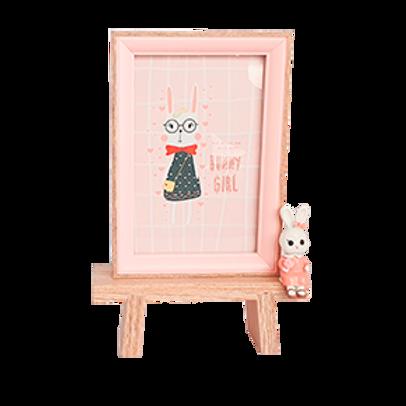 Portarretrato Conejo