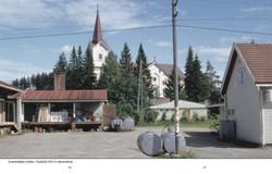 Kontiolahti historia kirkonkylä