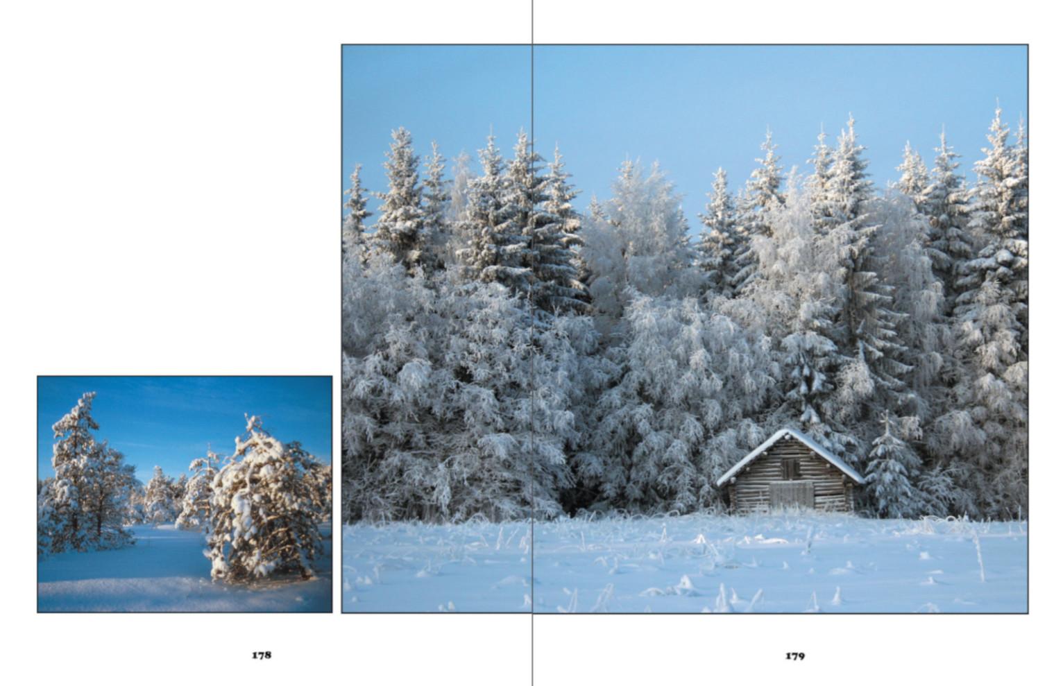 Pohjoi-Karjala talvi