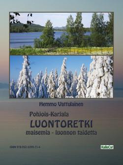 luontokirja luontoretki Pohjois-karjala