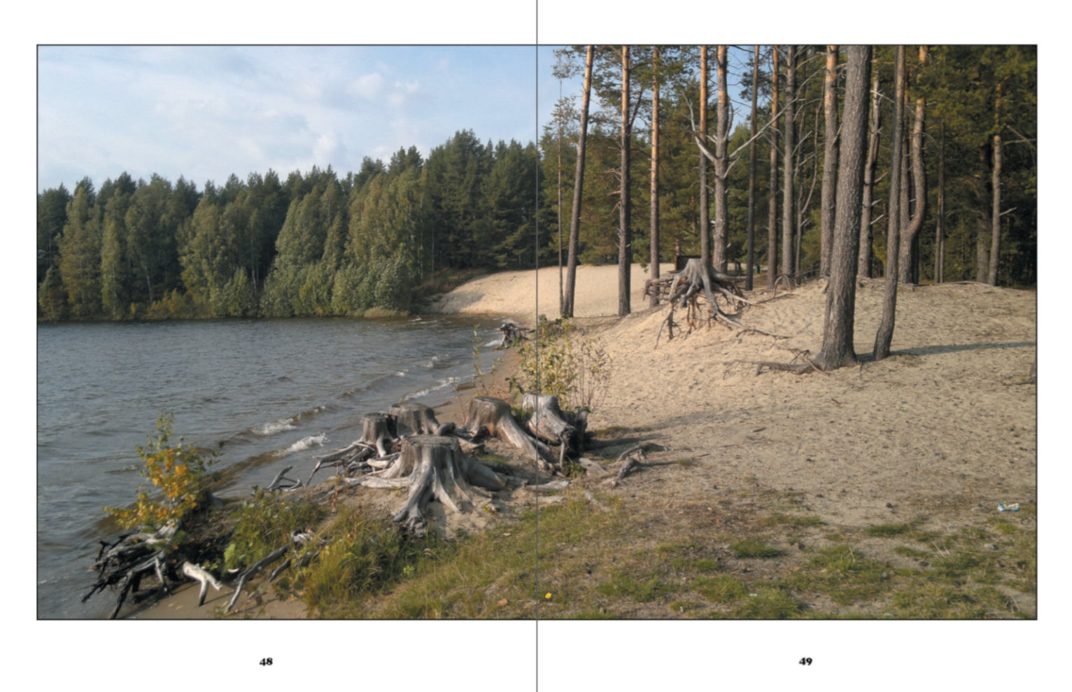 Finland landscape book