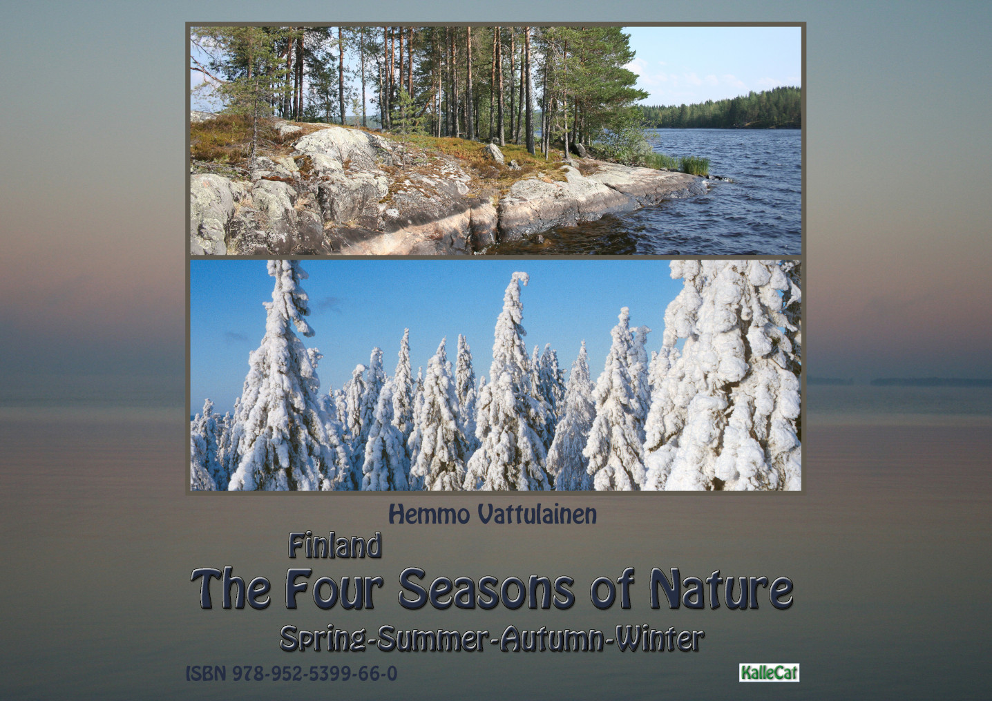 nature book from finland