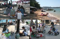 Pattaya - katukeittiö
