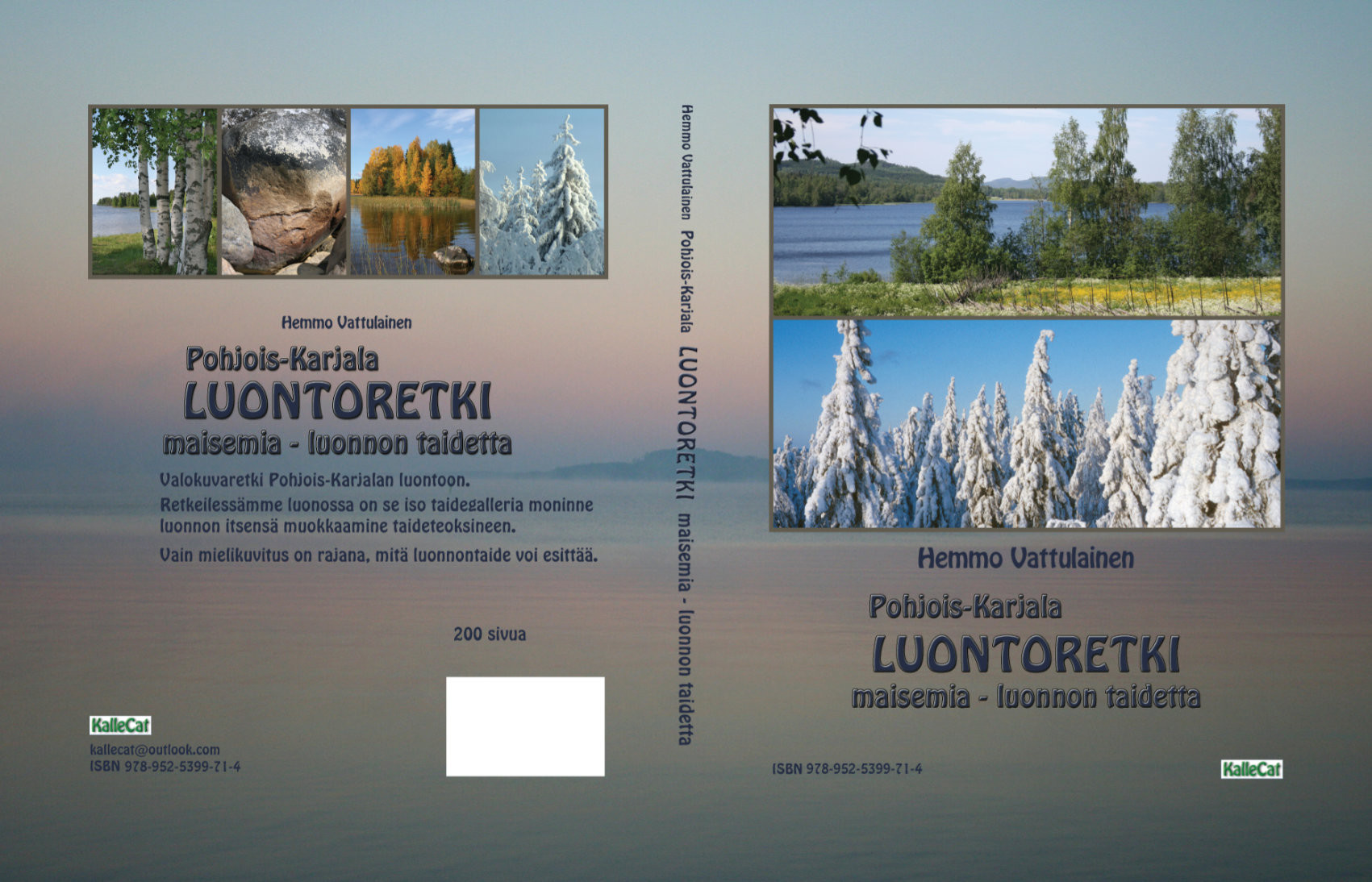 Pohjois-Karjala Luontoretki