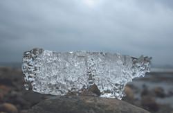 Ice nature art