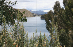 Titicaca järvi Aurinkosaari