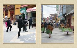 Peru Puno tanssi