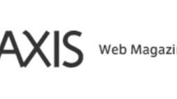 Webマガジン「AXIS」にインタビュー記事をご掲載いただきました