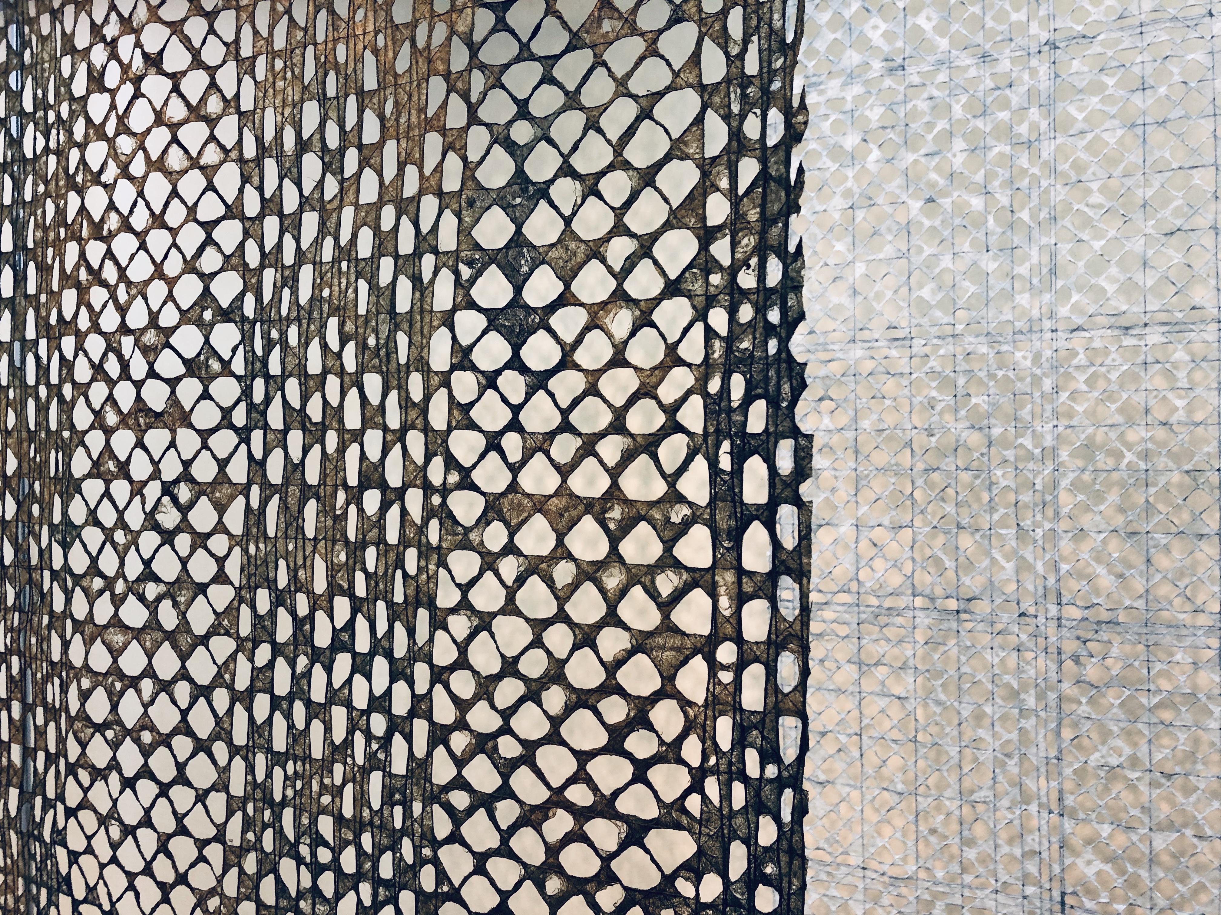 Textile Paper 植物染料染め