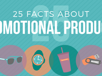 25 Facts About Promotional Products